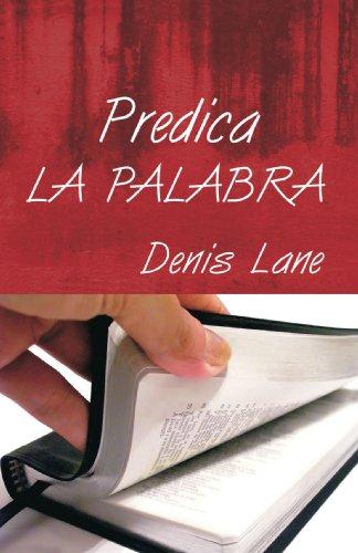9788496562295: Predica la Palabra (Spanish Edition)