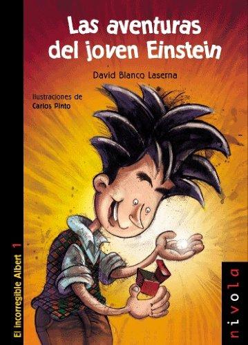 9788496566026: Las aventuras del joven Einstein (Junior)