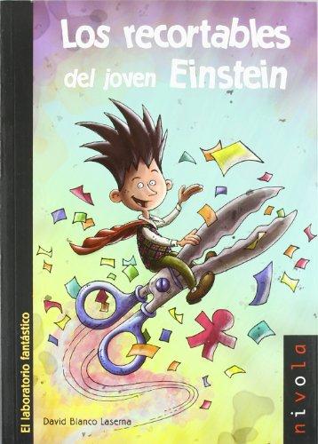 9788496566996: Los recortables del joven Einstein (Junior)