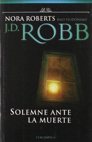 9788496575196: Solemne Ante La Muerte (In Death) (Spanish Edition)