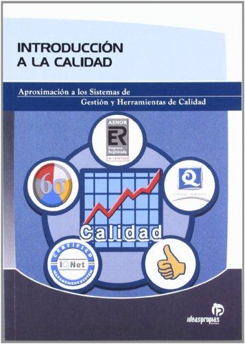INTRODUCCION A LA CALIDAD: ÁLVAREZ/BULLÓN