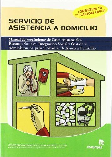 9788496578326: Servicio de Asistencia a Domicilio