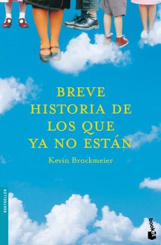9788496580183: Breve historia de los que ya no están (Booket Logista)