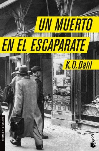 9788496580428: Un muerto en el escaparate (Booket Logista)