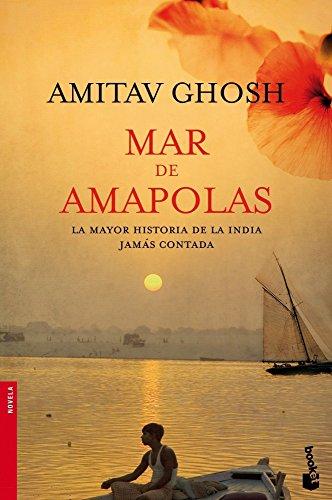 9788496580749: Mar de amapolas (Booket Logista)