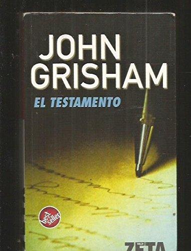 9788496581050: El testamento (Spanish Edition)