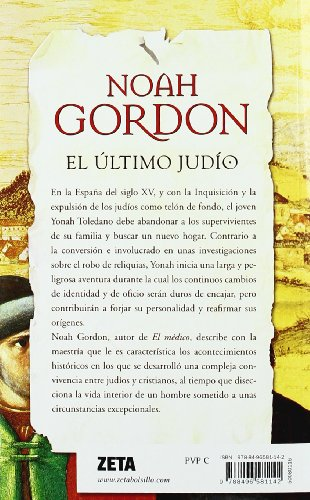 9788496581142: El Ultimo Judio (Spanish Edition)