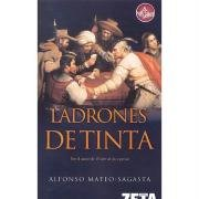 9788496581258: LADRONES DE TINTA (BEST SELLER ZETA BOLSILLO)