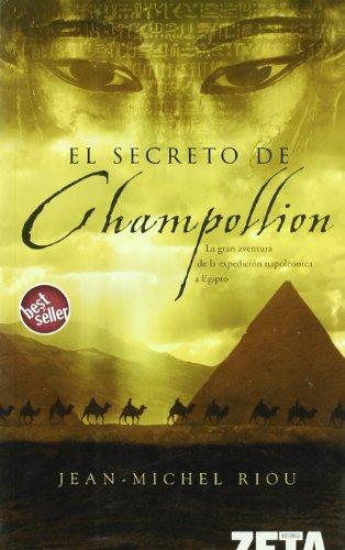 9788496581463: SECRETO DEL CHAMPOLLION,EL