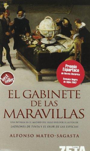 9788496581623: EL GABINETE DE LAS MARAVILLAS (BEST SELLER ZETA BOLSILLO)