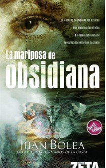 9788496581838: LA MARIPOSA DE OBSIDIANA (BEST SELLER ZETA BOLSILLO)