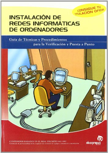 9788496585300: Instalación de Redes Informáticas de Ordenadores