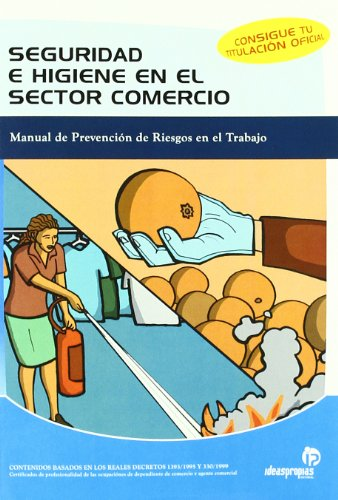 Seguridad e higiene en el sector comercio: Míguez Pérez, Mónica