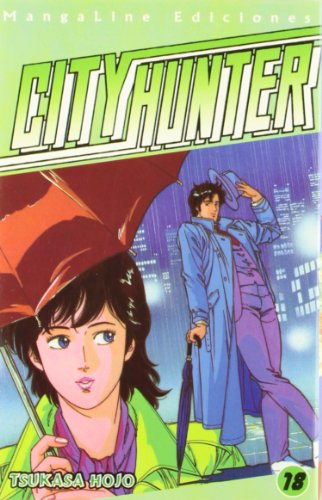 9788496589131: City hunter 18 (Spanish Edition)