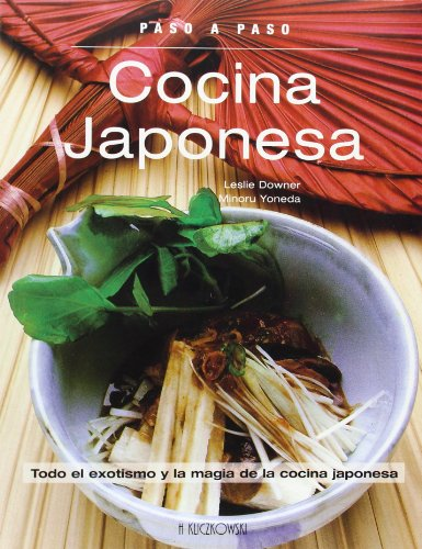 Cocina japonesa: Downer, Lesley /