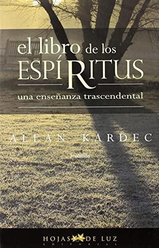 9788496595255: El libro de los espíritus (2013)