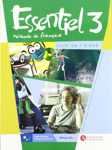 9788496597181: ESSENTIEL 3 LIVRE D'ELEVE+DIPTICO