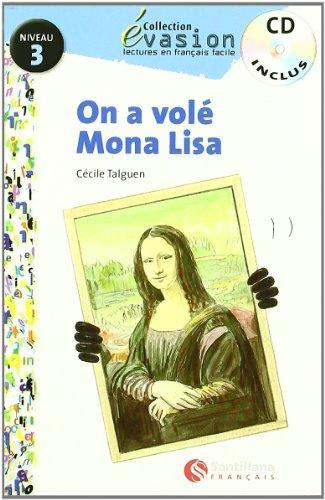 9788496597310: ON VOLE MONA LISA+CD REVA