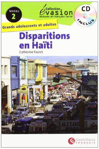 9788496597518: EVASION NIVEAU 2 DISPARITIONS EN HAITI + CD