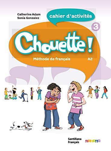 9788496597778: CHOUETTE 3 CAHIER D'EXERCICES - 9788496597778