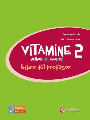 9788496597877: Vitamine 2 Libro Del Profesor