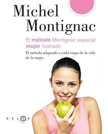 Montignac especial mujer ilustrado - Michel Montignac