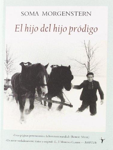 9788496601611: Hijo Del Hijo Prodigo,El (Literadura)