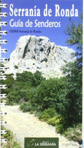 9788496607019: Serranía de Ronda: Guía de Senderos