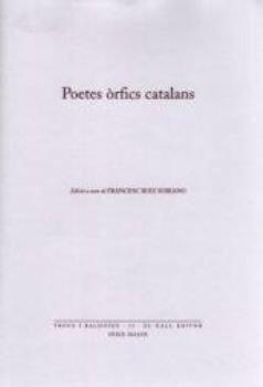 9788496608719: Poetes ?rfics catalans