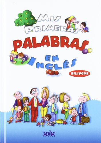 9788496609303: Mis primeras palabras en Ingles/ My first words in English (Spanish Edition)