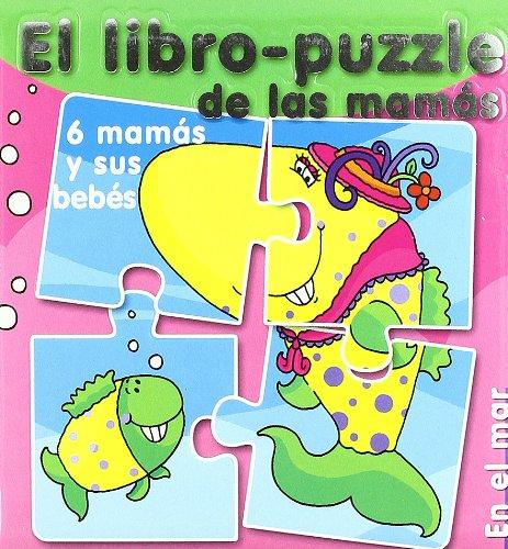 9788496609488: Libro-Puzzle De Las Mamas, El - En El Mar
