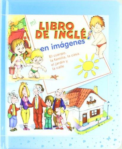MI LIBRO DE INGLE EN IMAGENES AZUL