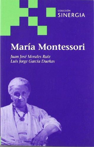 9788496611511: MARIA MONTESSORI