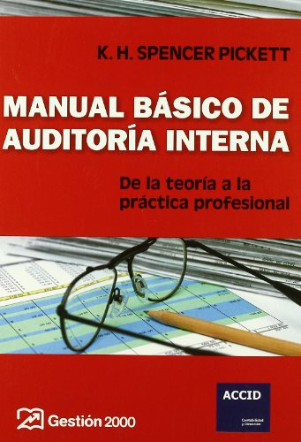 9788496612334: Manual Basico de Auditoria Interna. de la Teoria a la Practica Profesional.