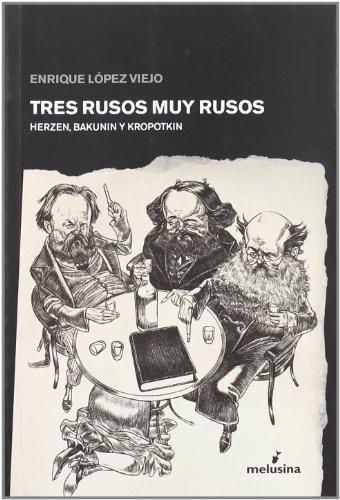 9788496614505: Tres Rusos Muy Rusos (General)