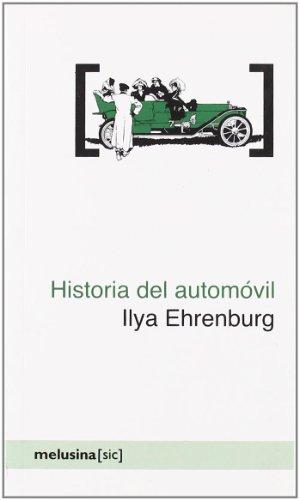 9788496614550: Historia Del Automovil (sic)
