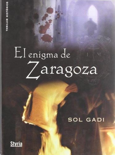 9788496626645: Enigma De Zaragoza,El - Oferta (Thriller Historico)