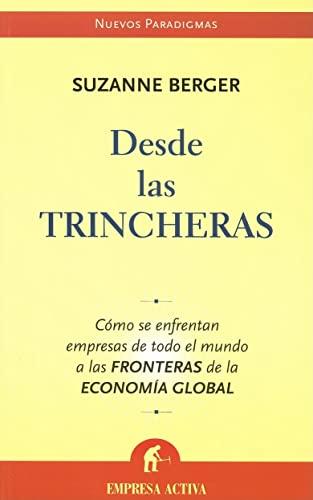 Desde Las Trincheras/ How We Compete: Como: Berger, Suzane