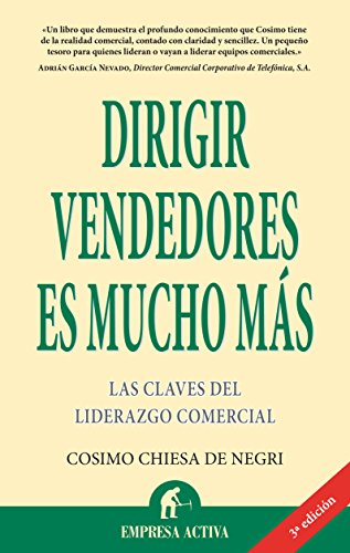 9788496627437: Dirigir vendedores es mucho mas / Directing Sellers is Much More (Spanish Edition)
