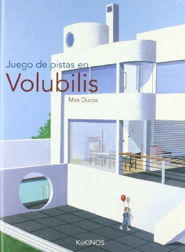9788496629134: Juego de pistas en Volubilis