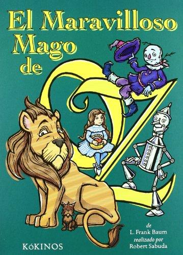 9788496629998: MARAVILLOSO MAGO DE OZ EL Kokinos
