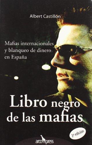 9788496632042: El Libro Negro de las Mafias