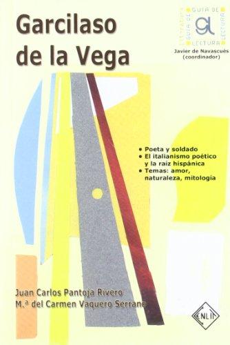 9788496634015: Garcilaso de la Vega