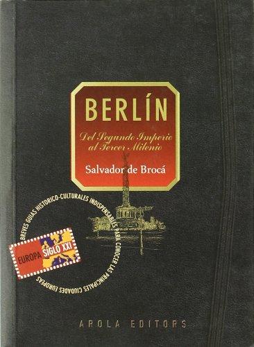 9788496639218: Berlin (Europa siglo XXI)
