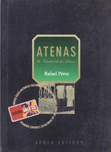 9788496639225: Atenas (Europa siglo XXI)