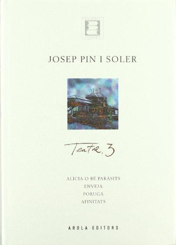 Josep Pin I Soler Teatre, 3.: d'Elisabet Velazquez