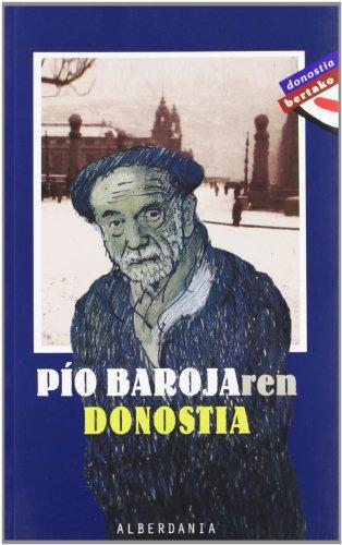 9788496643246: Pío Barojaren Donostia (Bertako Saila)