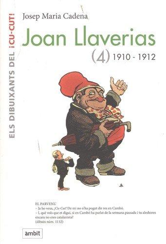 JOAN LLAVERIAS (4): 1910-1912: CADENA, JOSEP MARIA