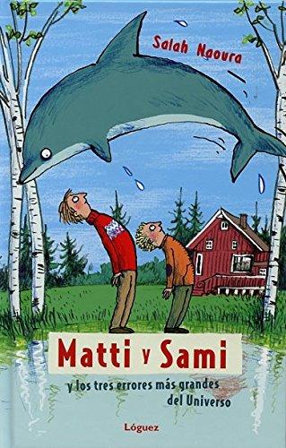 Matti y Sami y los tres errores: Salah Naoura