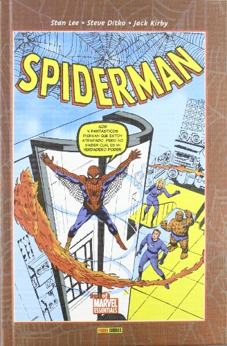 9788496652705: Spiderman de Stan Lee y Steve Ditko 1